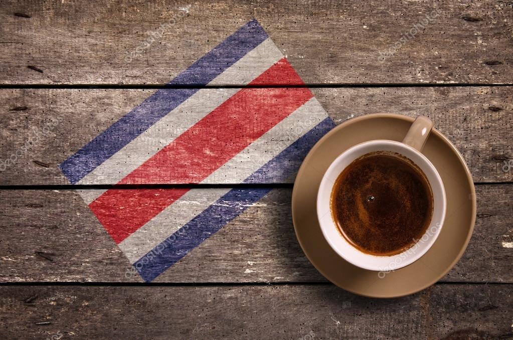 кофе костарика