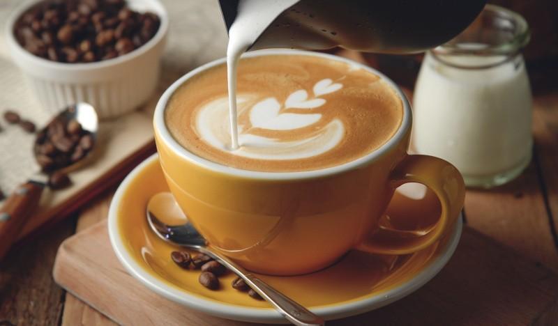 Как приготовить капучино в кофеварке