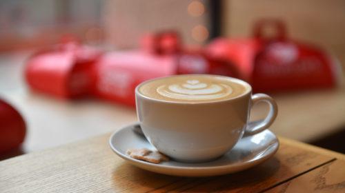 кофе капучин