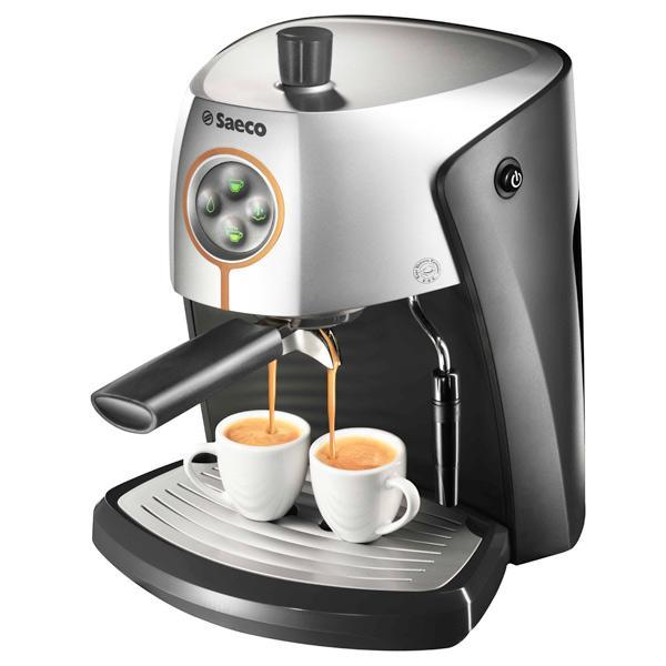 эспрессо в рожковой кофеварке