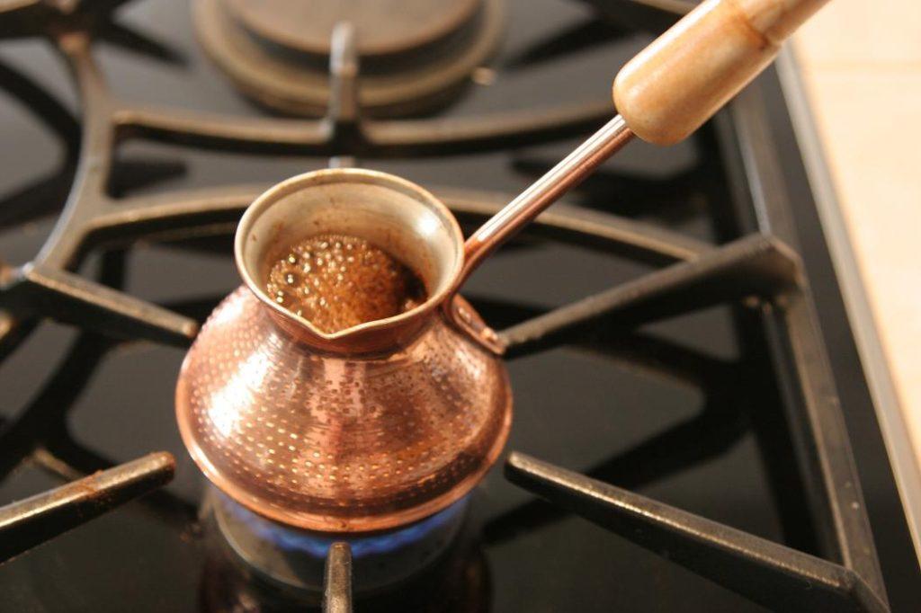 эспрессо в турке