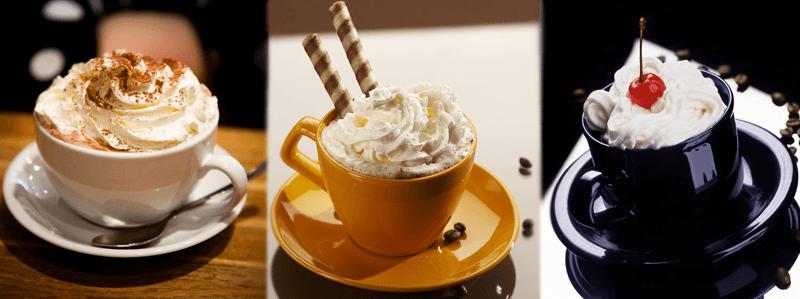 кон панна и кофе по-венски