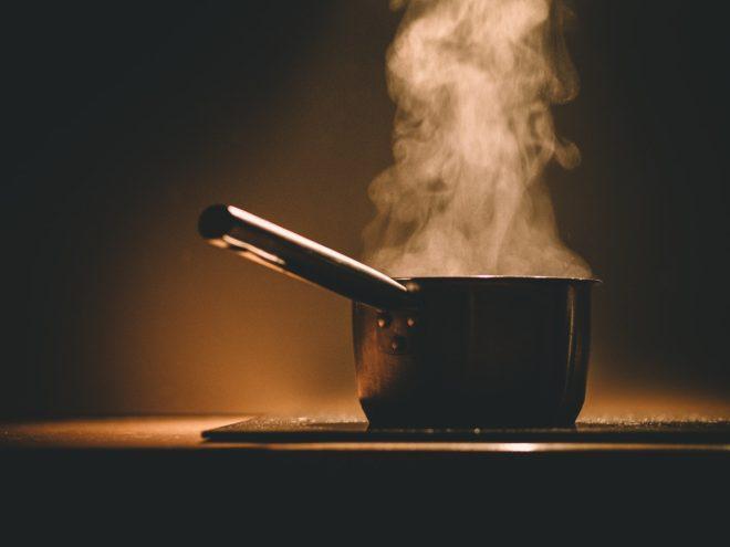 правильно сварить натуральный кофе в кастрюле