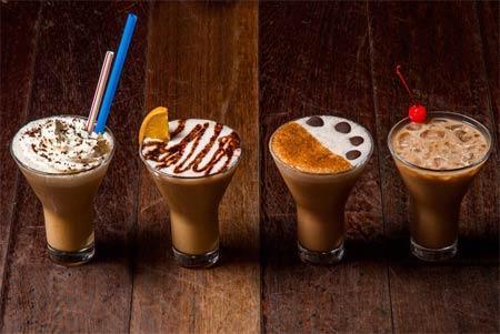 Кофейные коктели