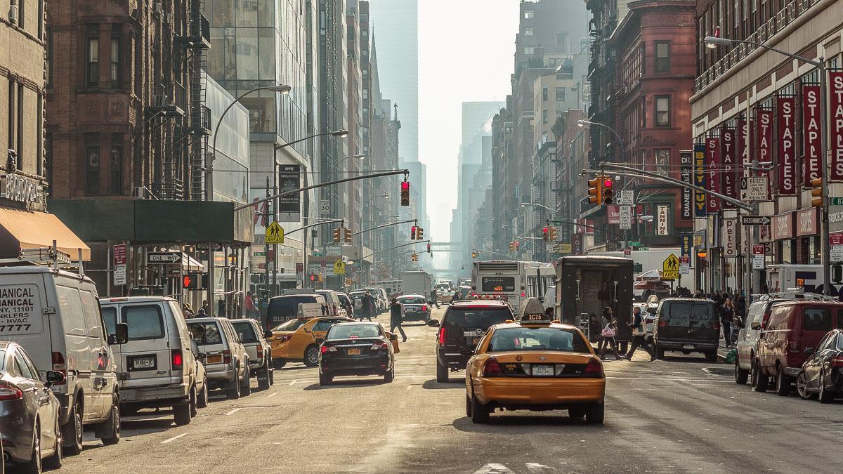 кофейни в нью-йорке