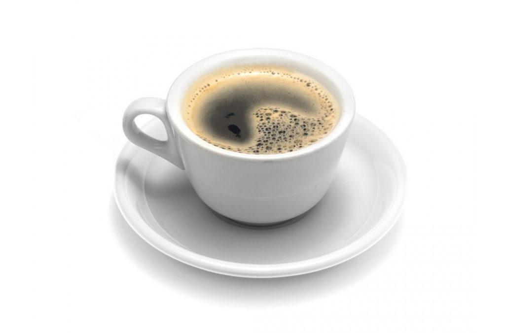 американо в кофеварке