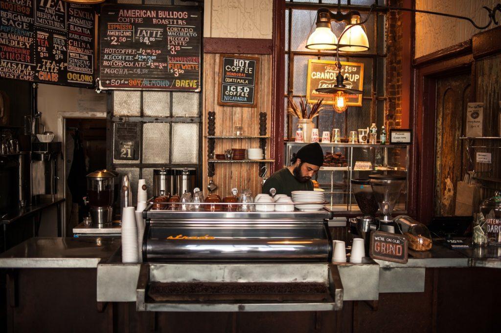 Лучшие 10 кофеен в Нью-Йорке