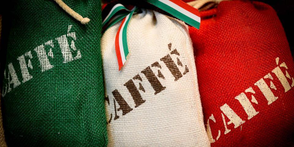 настоящий итальянский кофе