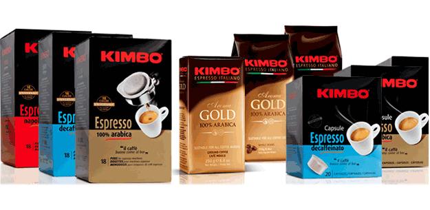 Kimbo италия