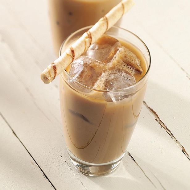 приготовление ice latte