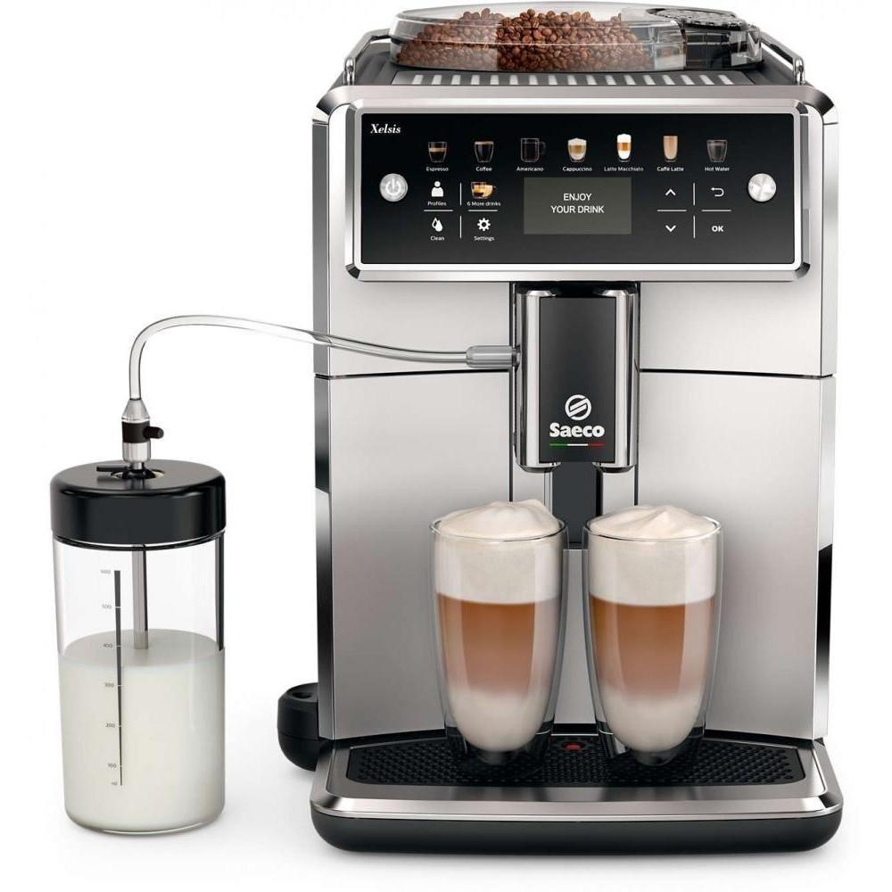 рецепт латте в кофеварке