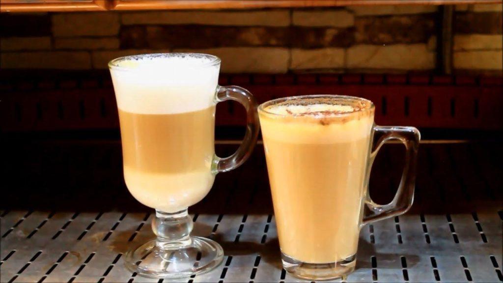 Макиато и кофейные коктейли