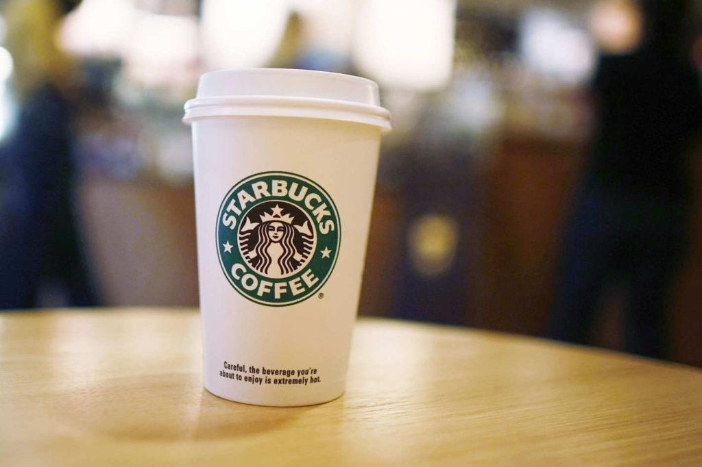 кофе американо в старбакс