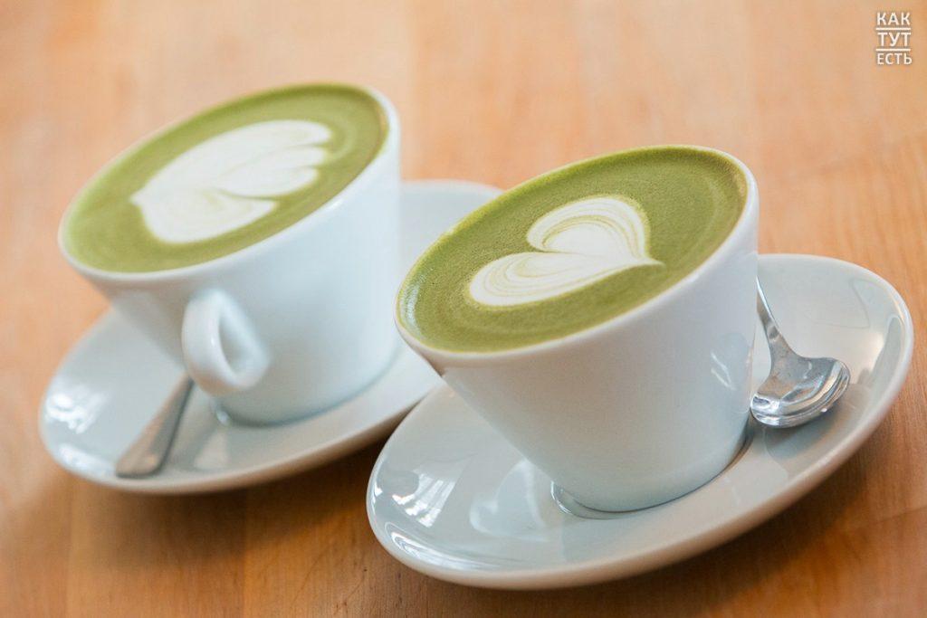 польза и вред зеленого кофе с молоком