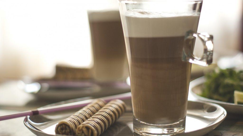 амаретто с кофе