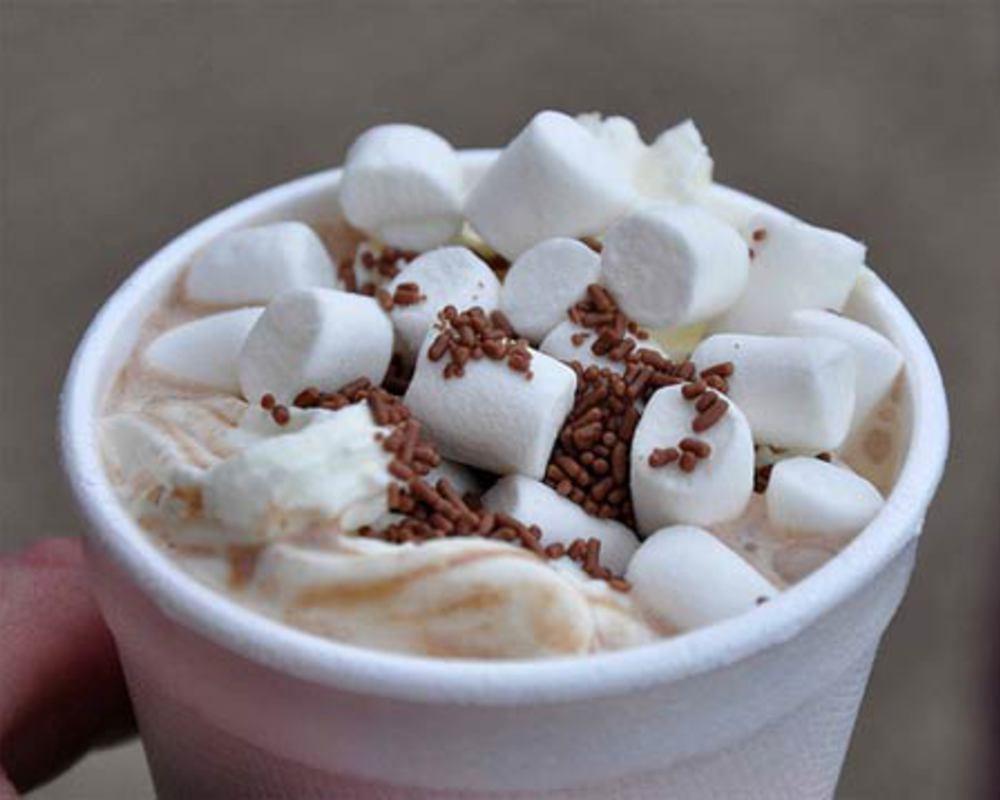 кофе маршмеллоу