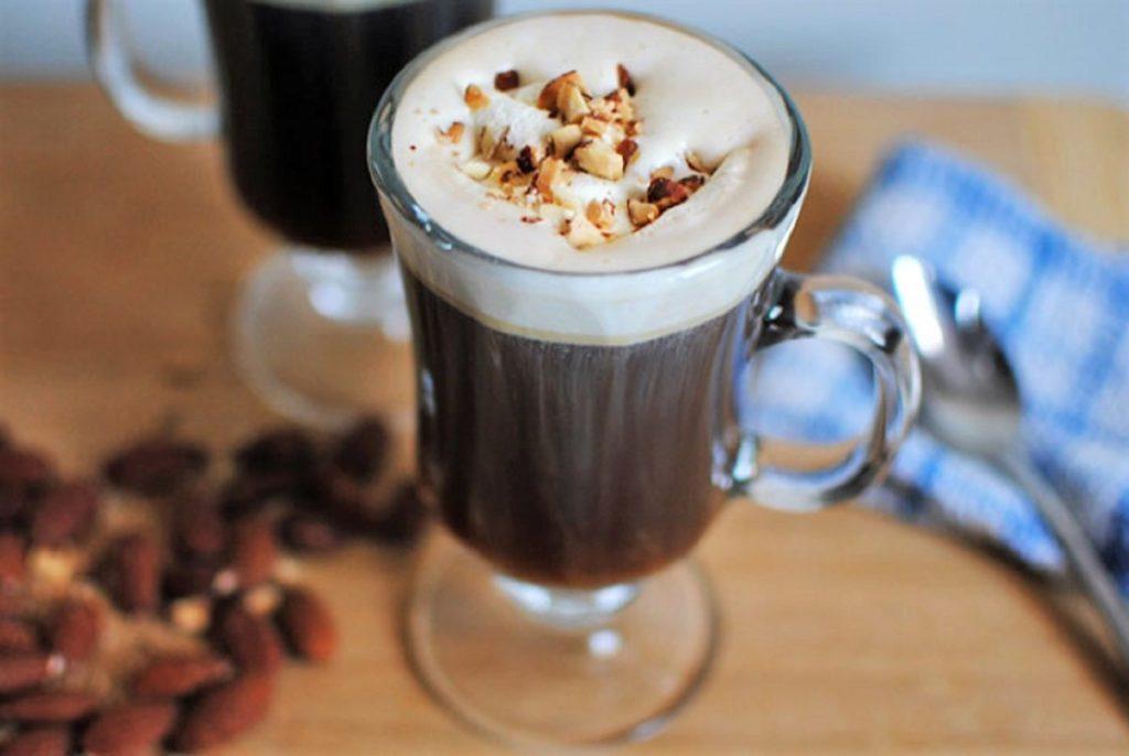 рецепт кофе с амаретто