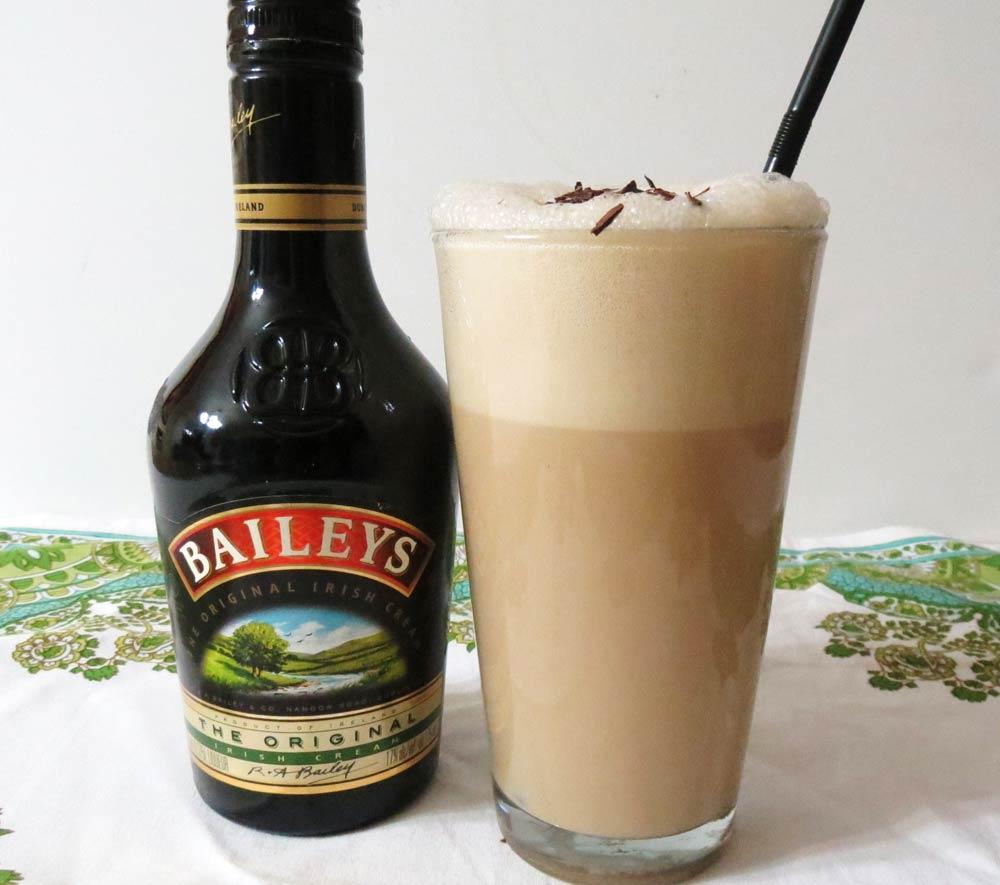baileys кофе