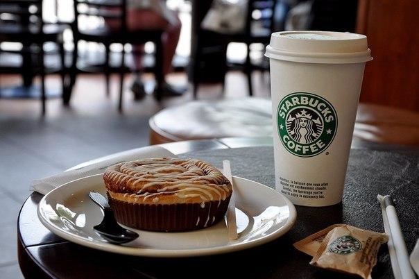 кофейные напитки в starbucks