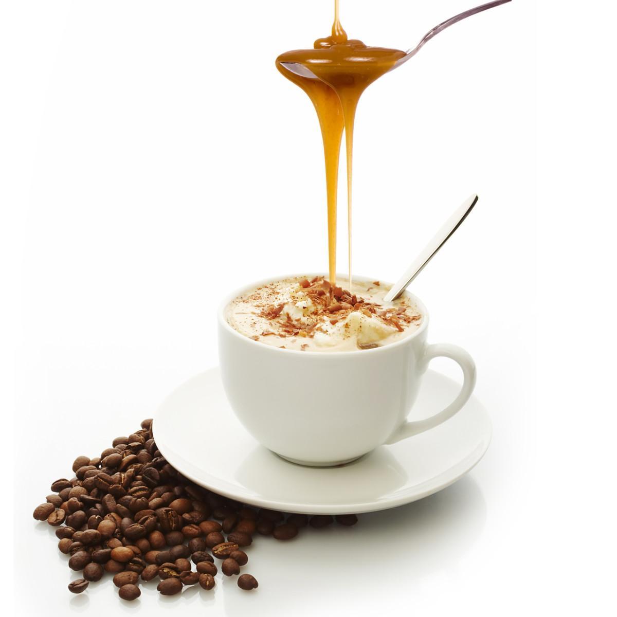 сиропы в кофе