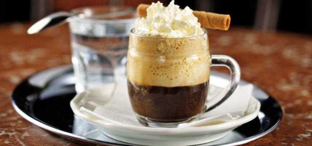 венский кофе способ приготовления