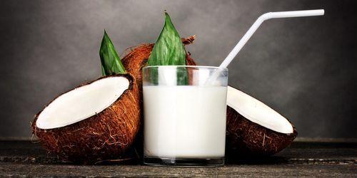 кокосовое молоко в кофе