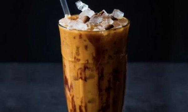 ледяной кофе