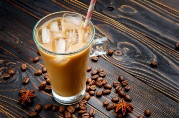 кофе со льдом рецепт
