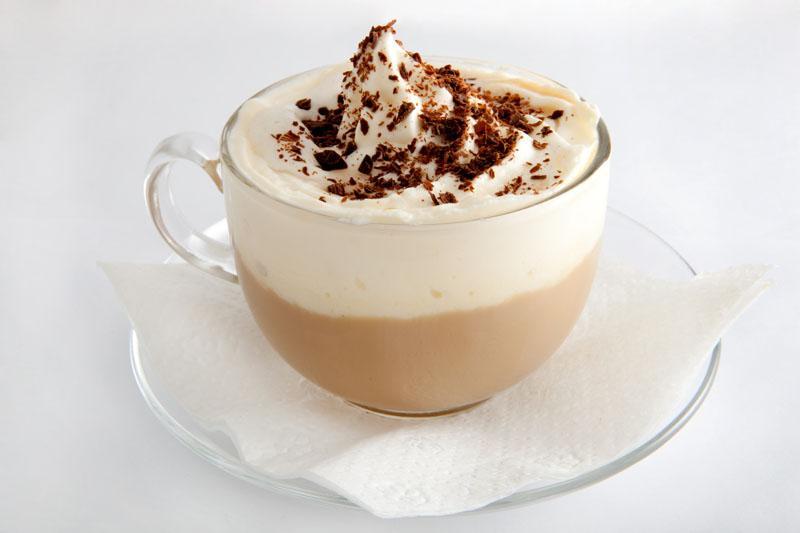 по венски кофе это