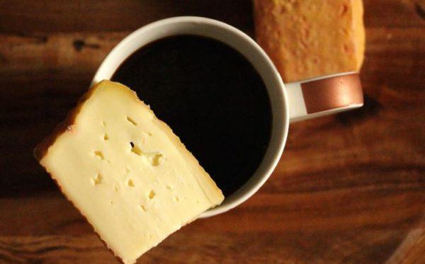 сырный кофе рецепт