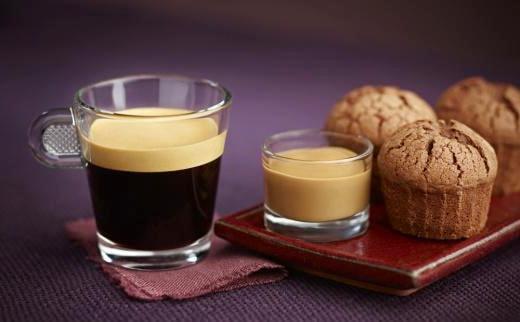 кофе эспрессо лунго