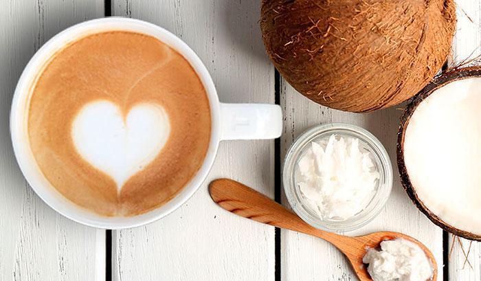 Кофе с кокосовым молоком рецепты