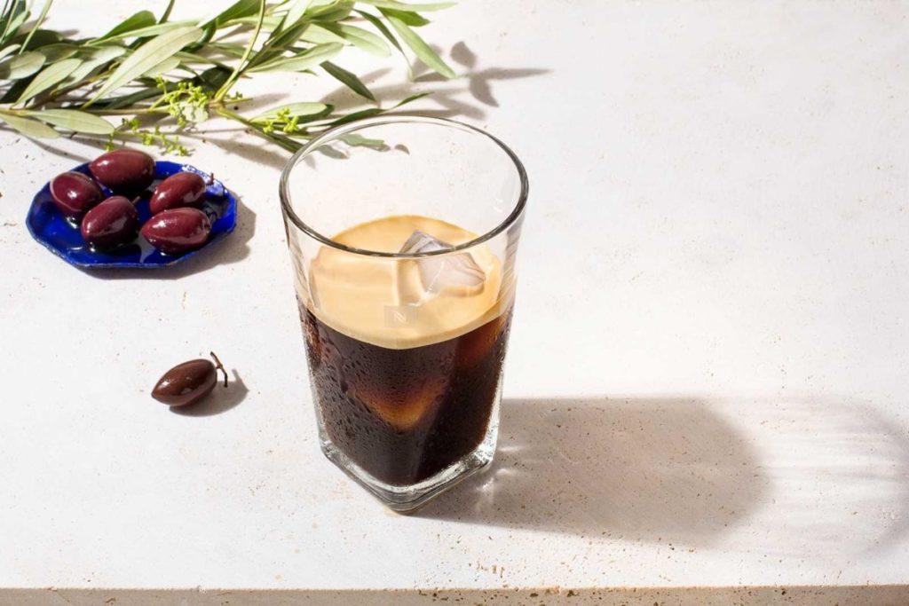 кофе фредо эспрессо