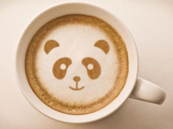 как рисовать на кофе