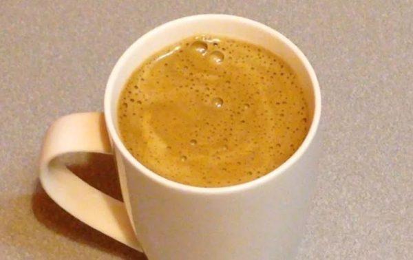 как приготовить капучино из растворимого кофе