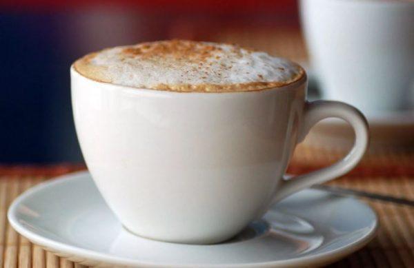 капучино дома из растворимого кофе
