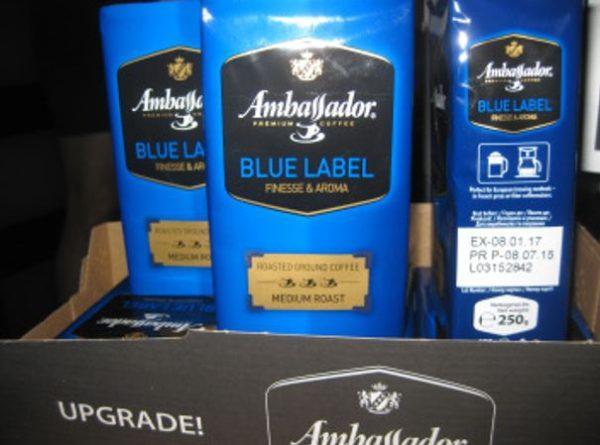 Амбасадор Blue Label