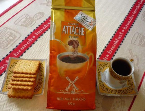кофе Атташе