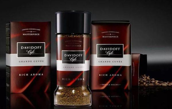 кофе растворимый davidoff