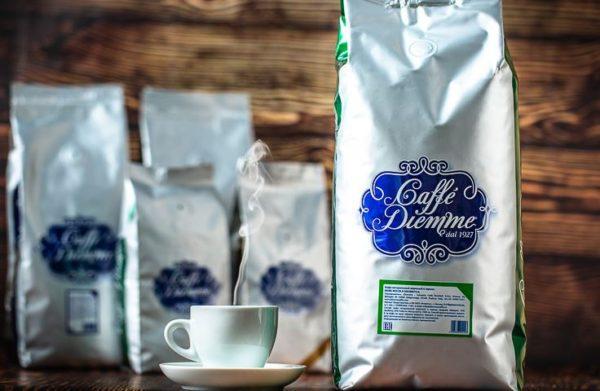 кофе diemme в зернах