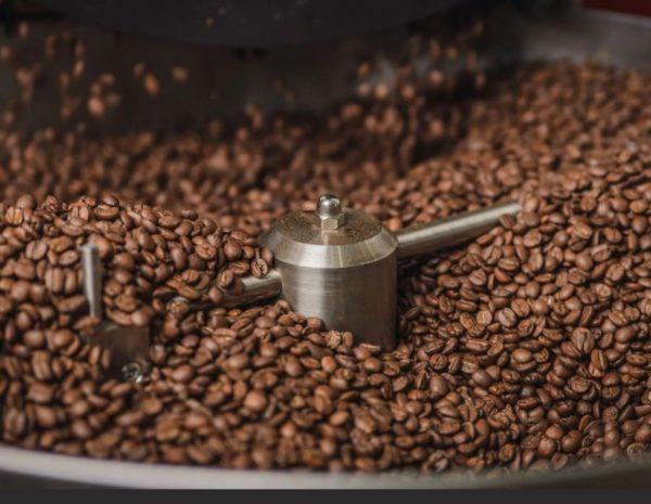 кофе в зернах живой кофе
