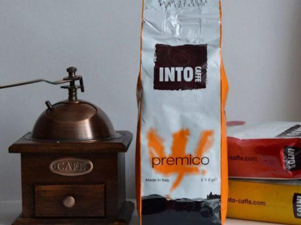 кофе into