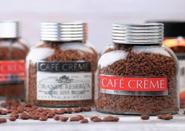 cafe creme кофе