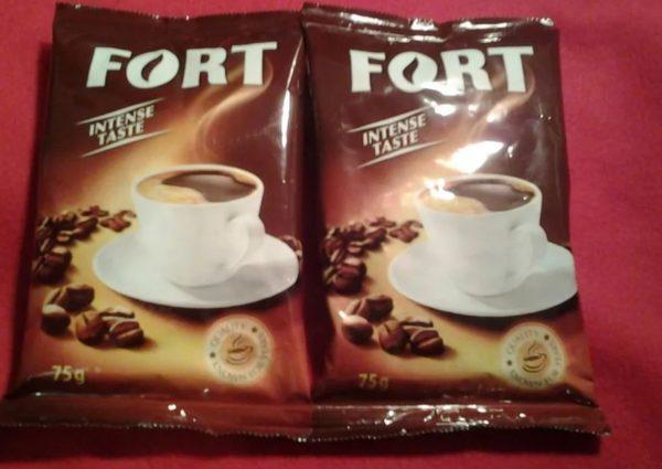кофе форт молотый