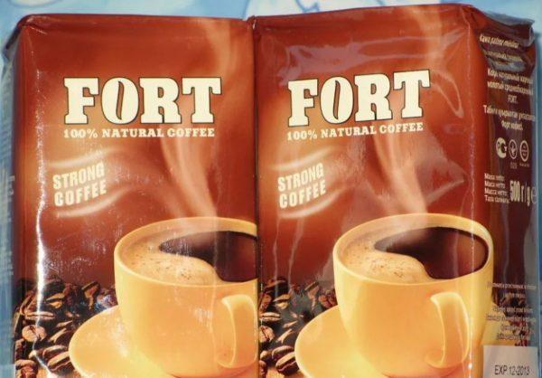 кофе форт