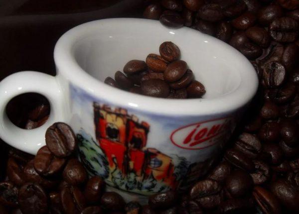 кофе иония