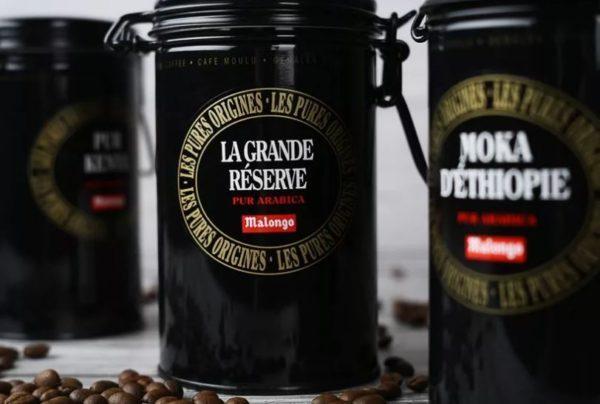 кофе в зернах малонго