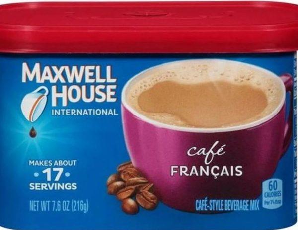 кофе максвелл хаус 3 в 1