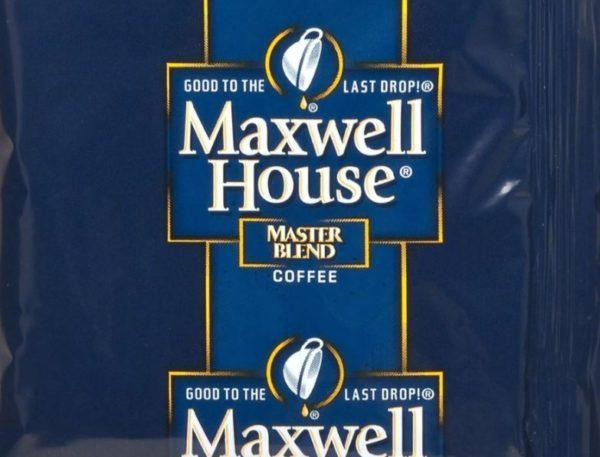 кофе максвелл хаус