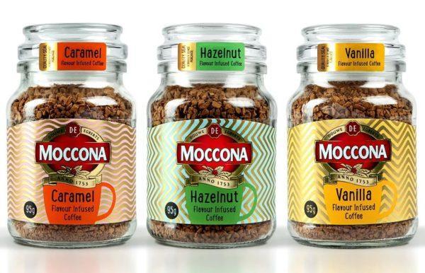 кофе растворимый moccona